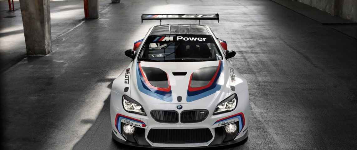 BMW M6 GT3 (2015)