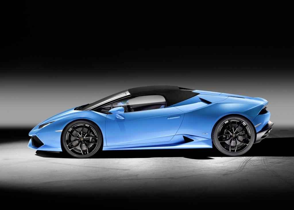 Lamborghini Huracan LP 610-4 Spyder (2015)