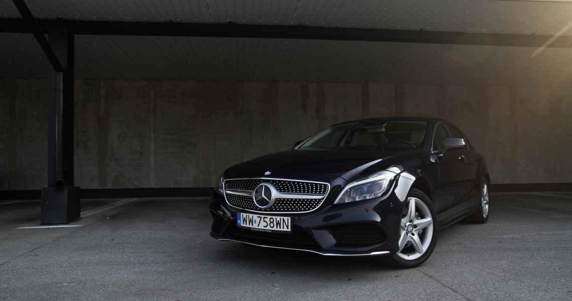 Mercedes CLS 350 BlueTEC 4MATIC