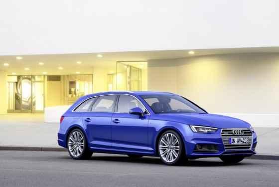 Nowe Audi A4 Avant (2015)