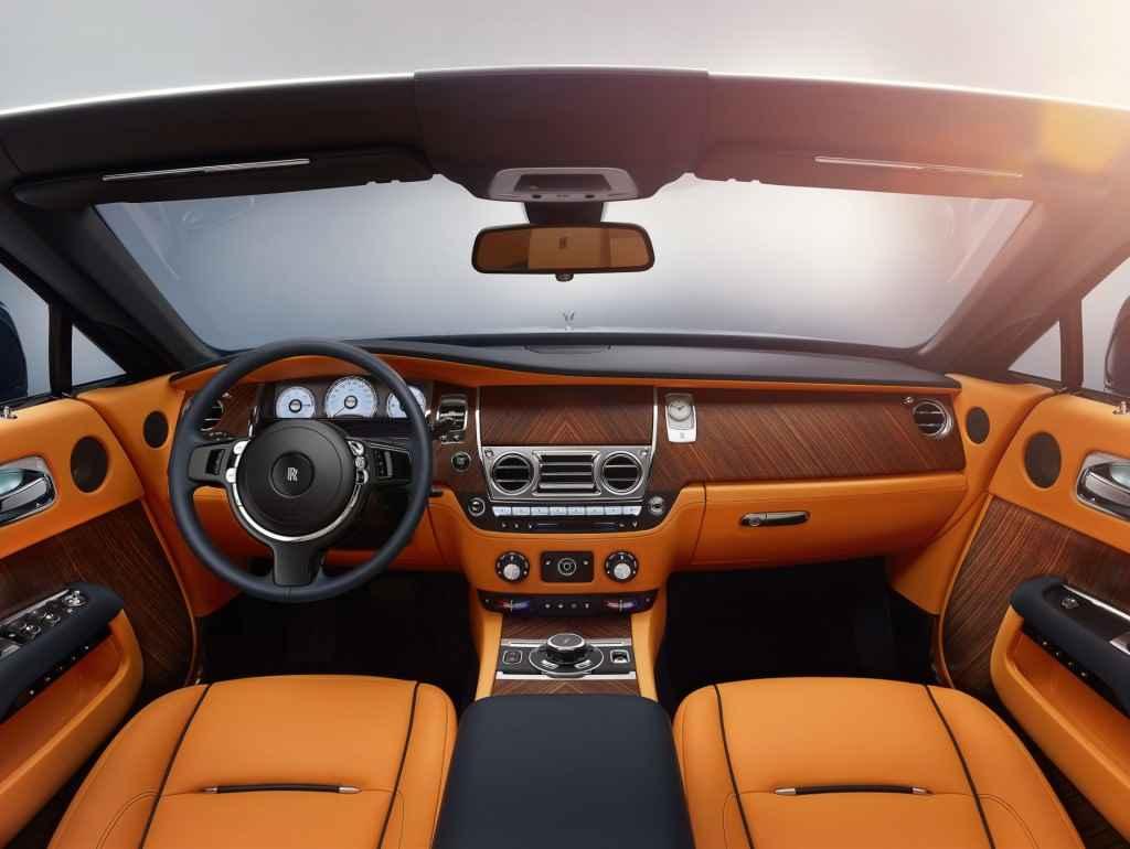 Rolls-Royce Dawn (2015)