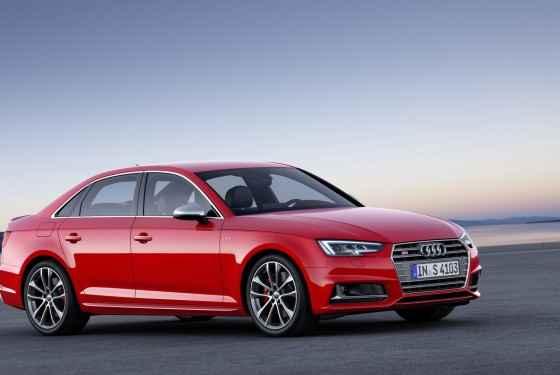 Nowe Audi S4 (2016)