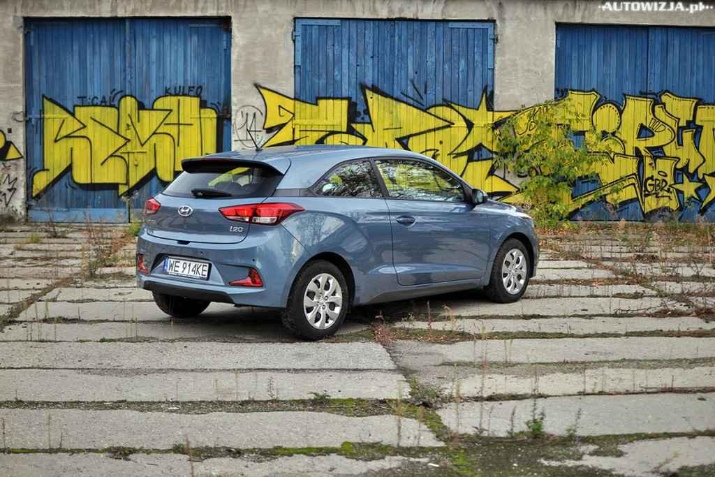 Hyundai i20 Coupe 1.1 CRDI 75 KM