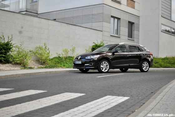 Renault Megane Grandtour 1.6 dCi Limited