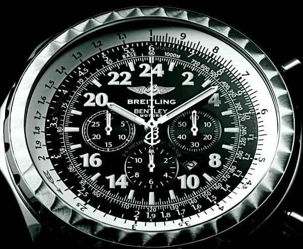 Największy zegarek marki Breitling. Źródło zdjęcia: www.watch-wiki.net