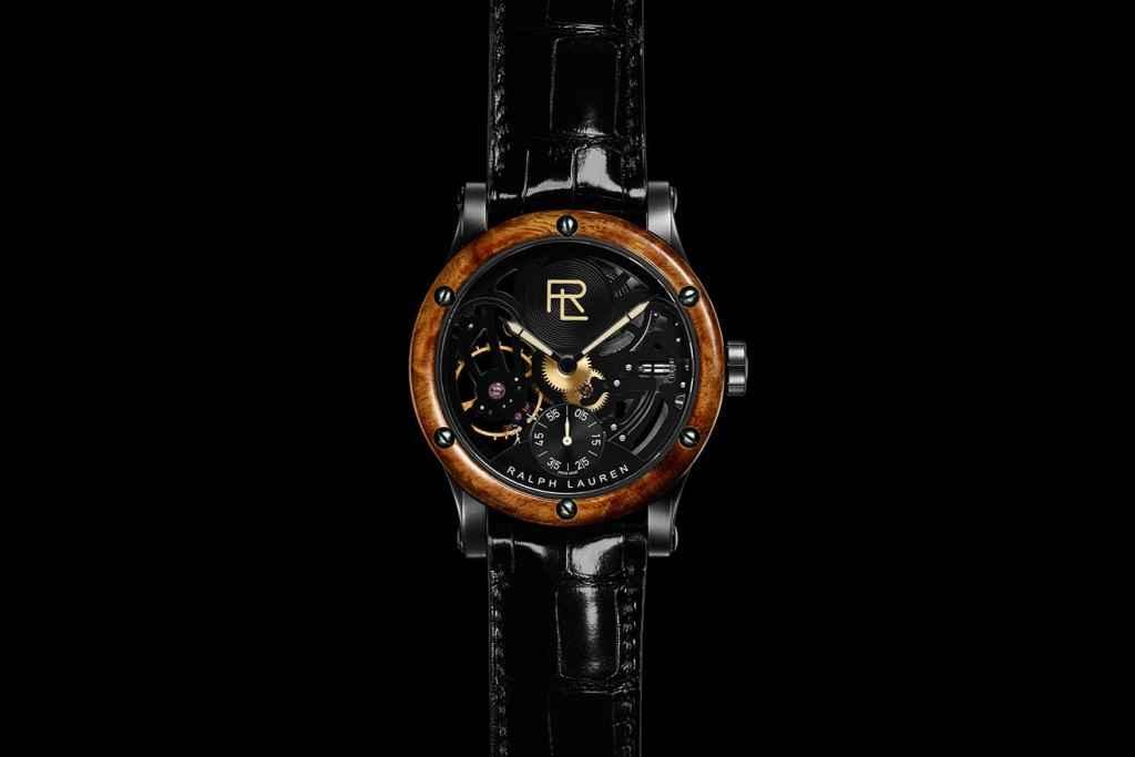 Zegarek Ralpha Laurena wzorowany Bugatti. Źródło zdjęcia: www.highsnobiety.com