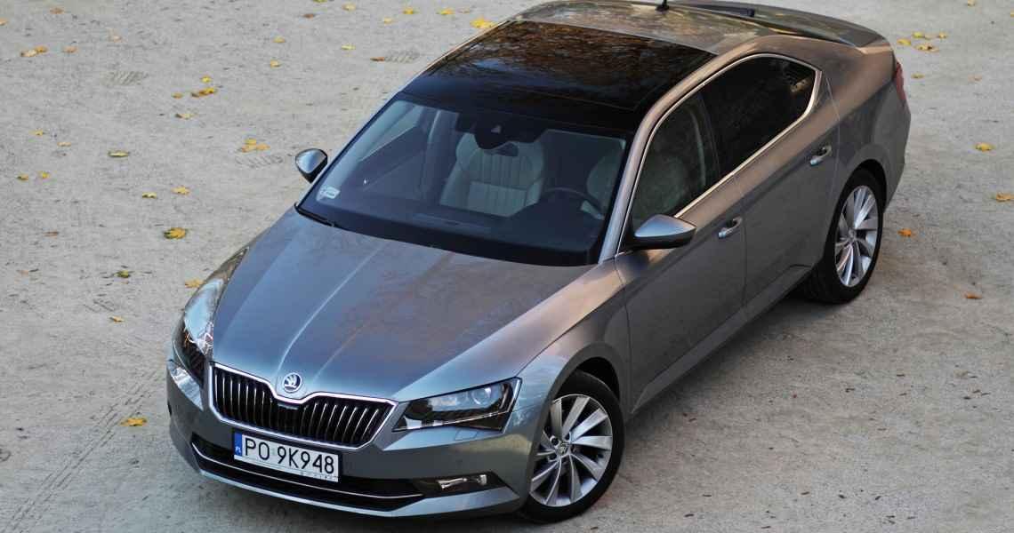 Nowa Skoda Superb Limousine Style 1.4 TSI 150 KM ACT