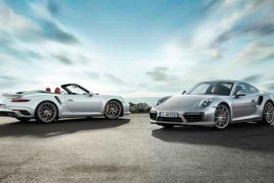 Porsche 991.2 Turbo i Turbo S