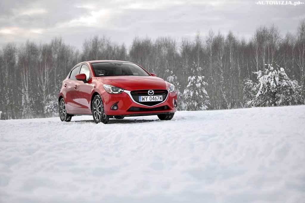 Mazda 2 1.5 SKYACTIV-G 115 KM SkyPASSION
