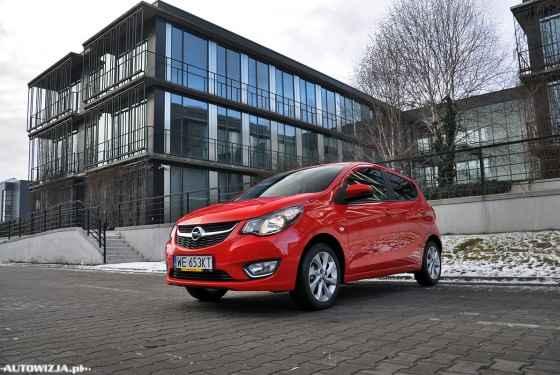 Opel Karl 1.0 Ecotec