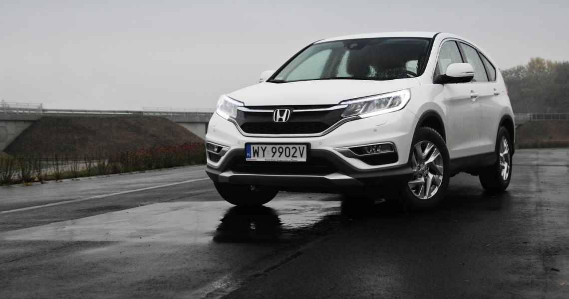 Honda CR-V Elegance 1.6 i-DTEC 120 KM