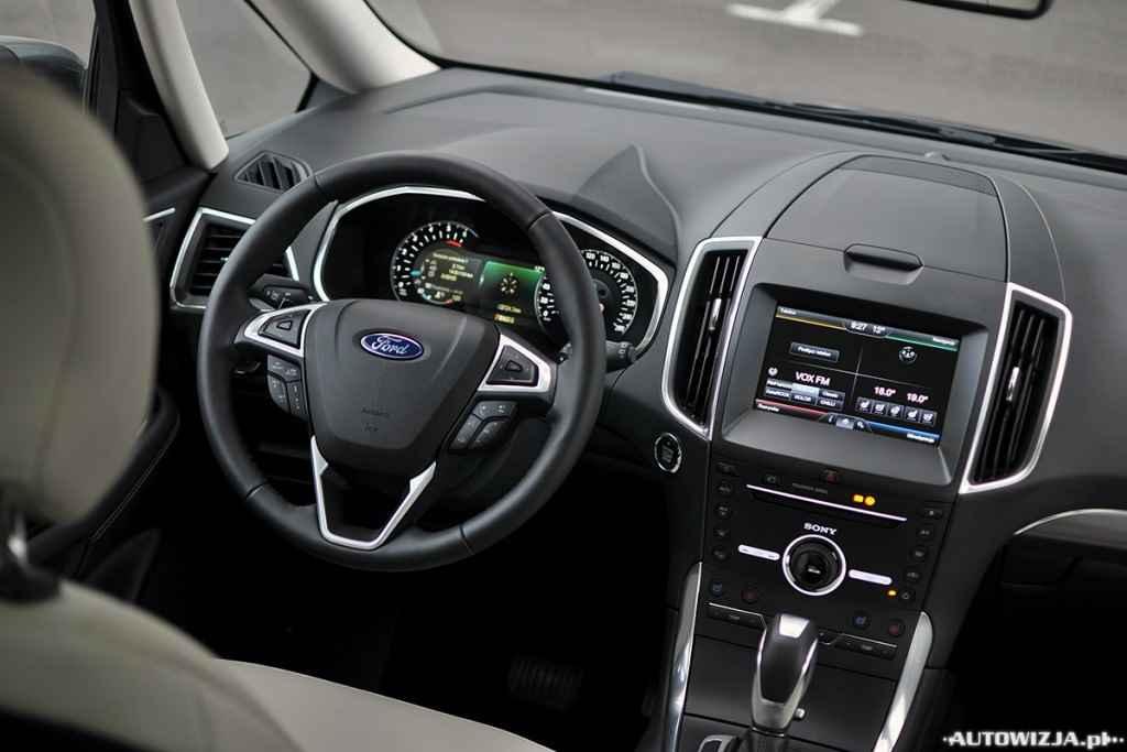 Nowy Ford Galaxy
