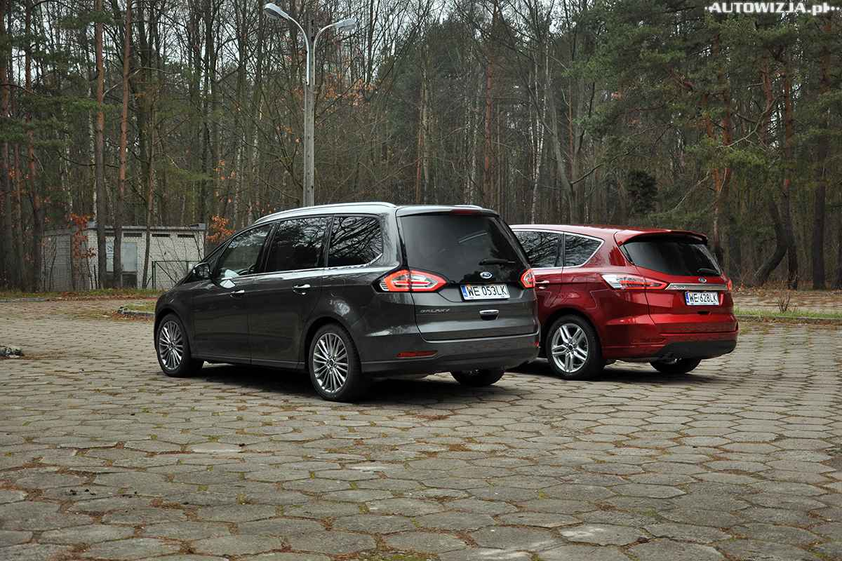 ford galaxy или ford s-max