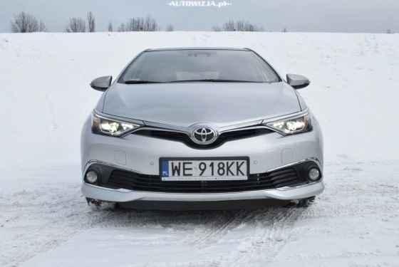 Toyota Auris 1.2 D4-T 116 KM