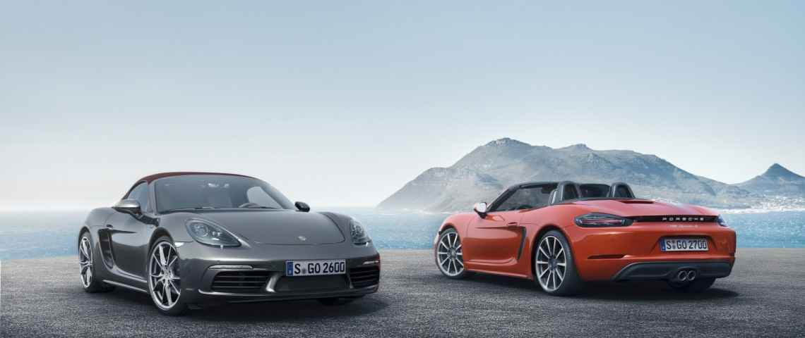 Ceny Porsche 718 Boxstera w Polsce