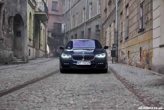 BMW 750i xDrive G11
