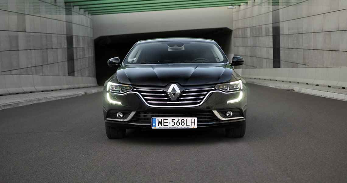 Renault Talisman 1.6 dCi 160 KM
