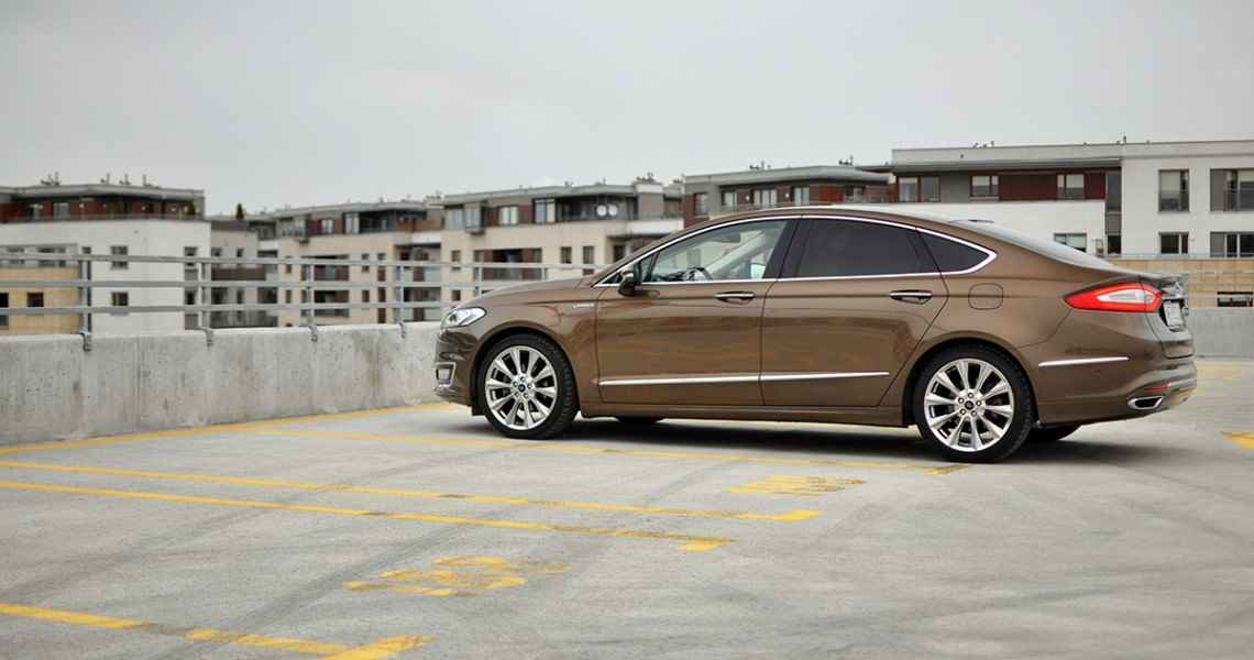 Ford Mondeo Vignale 2.0 TDCi Bi-Turbo