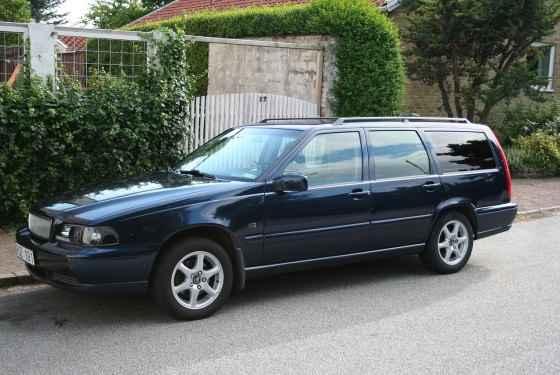 Używane Volvo