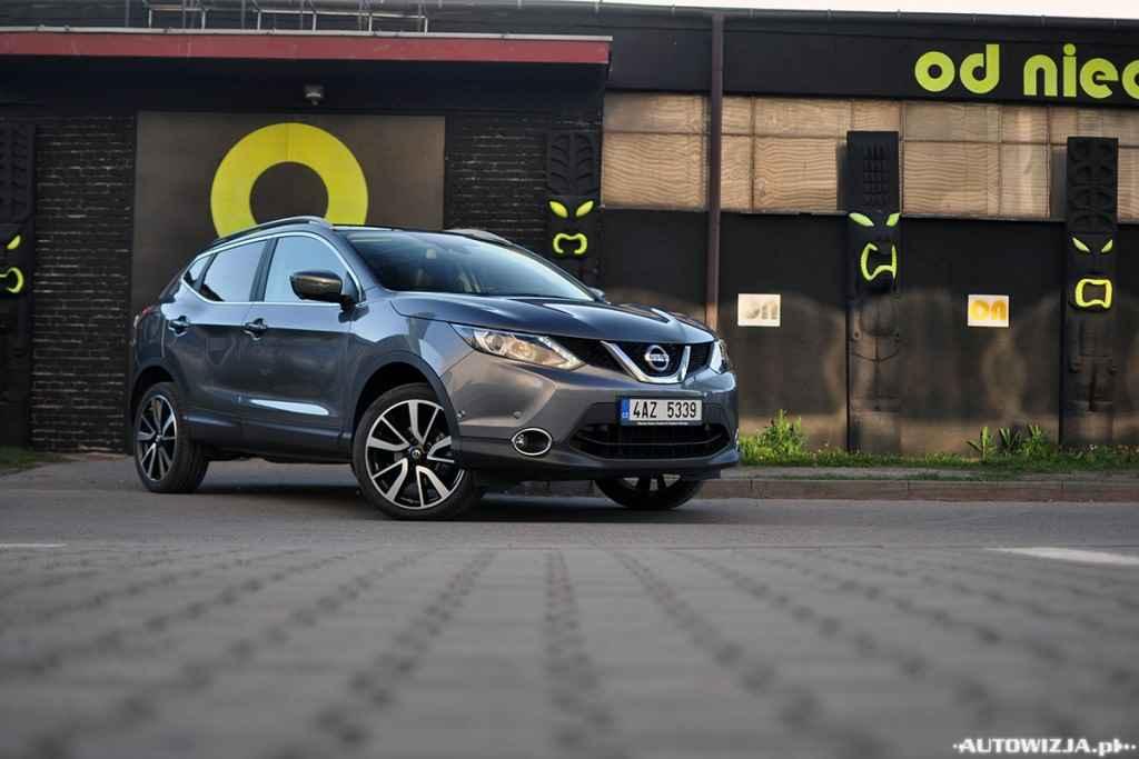 Nissan Qashqai 1.6 DIG-T 160 KM