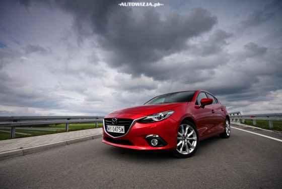Mazda 3 SKYACTIV-G 2.0 165KM