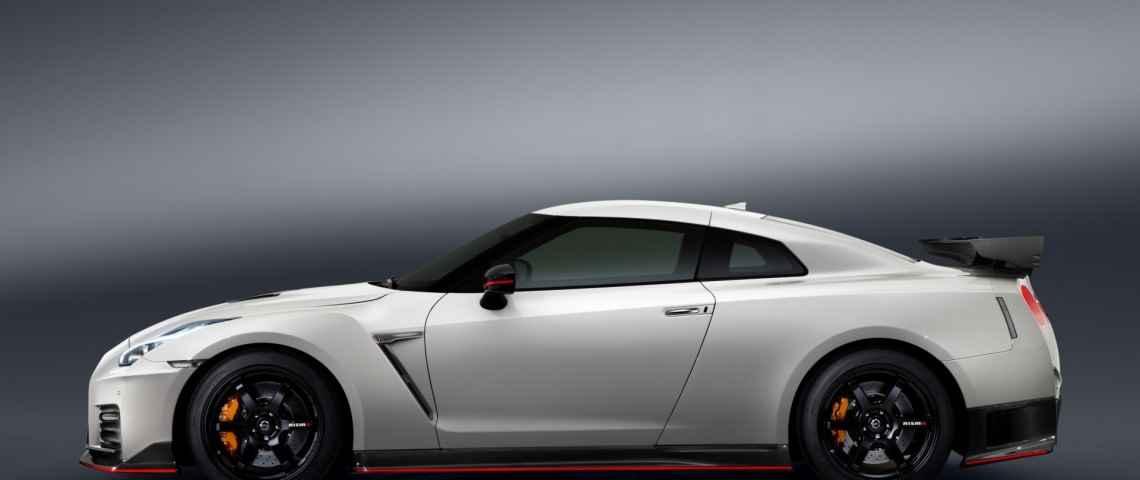 Nissan GT-R NISMO (2017)