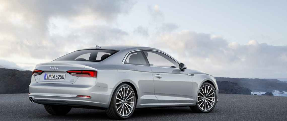 Nowe Audi A5 (2016)