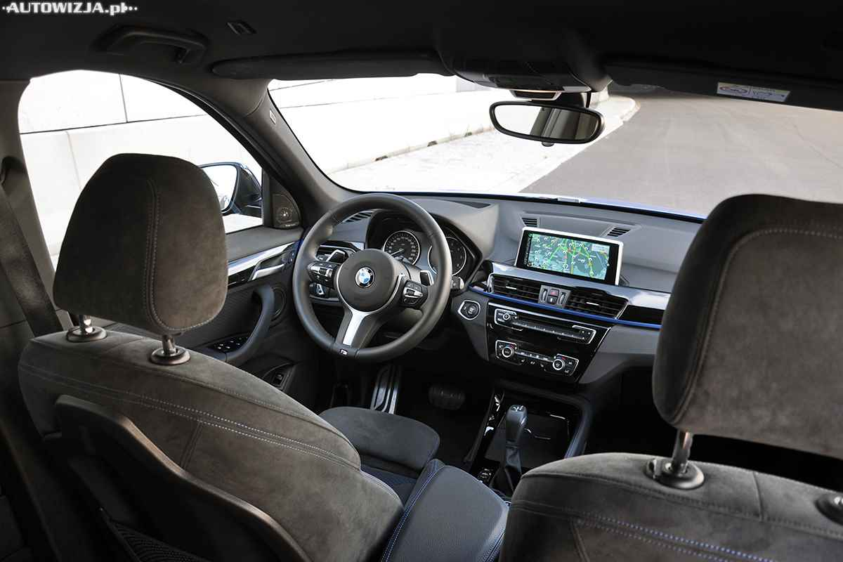 Nowe Bmw X1 Xdrive 25d Test Autowizjapl Motoryzacja