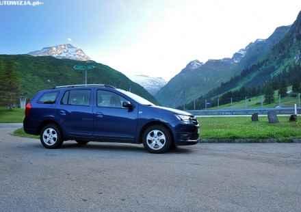 Dacia Logan MCV 0.9 LPG