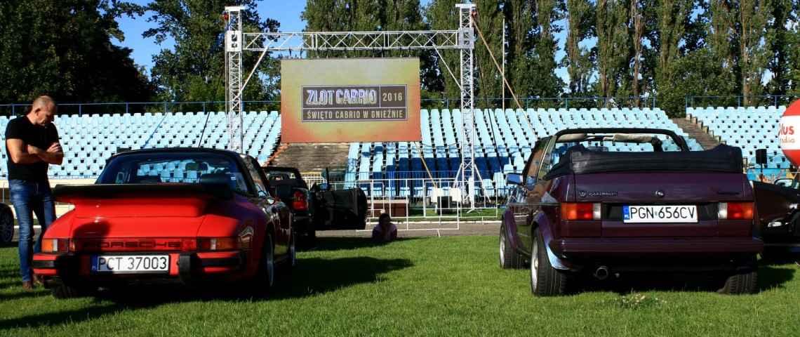 I Międzynarodowy Zlot Cabrio 2016