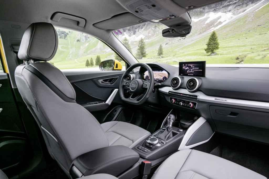 Nowe Audi Q2 (2016)