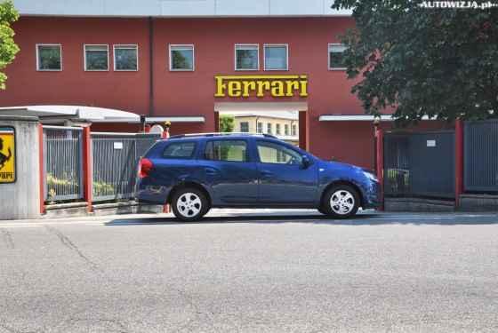 Dacia Logan MCV TCe 90 LPG