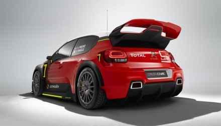 Citroen C3 WRC Concept (2016)