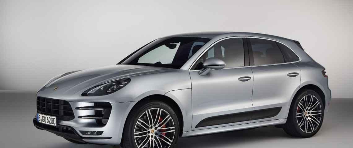 Porsche Macan Turbo z pakietem Performance