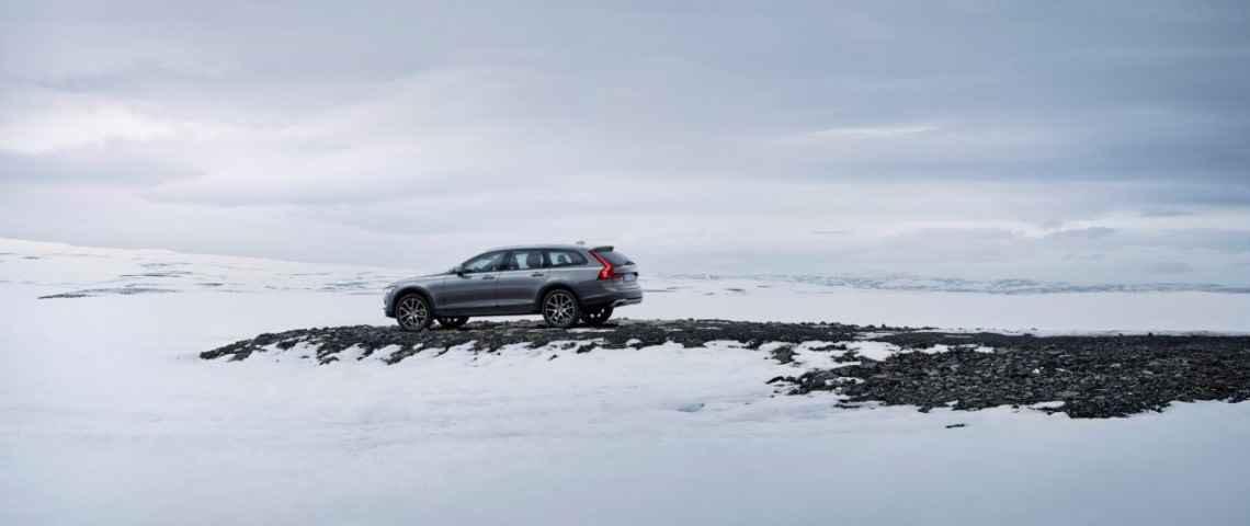 Volvo V90 Cross Country (2016)
