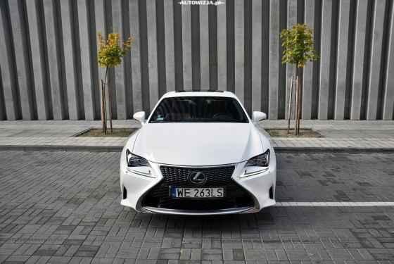 Lexus RC200t
