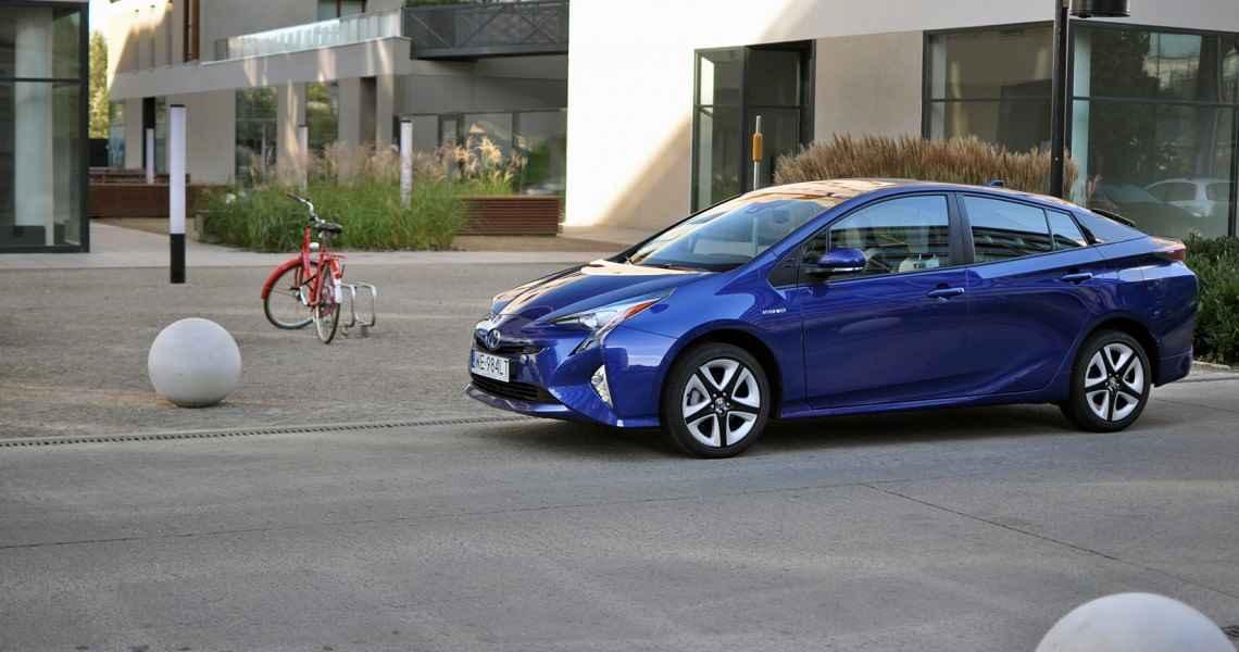 Toyota Prius 1.8 Prestige