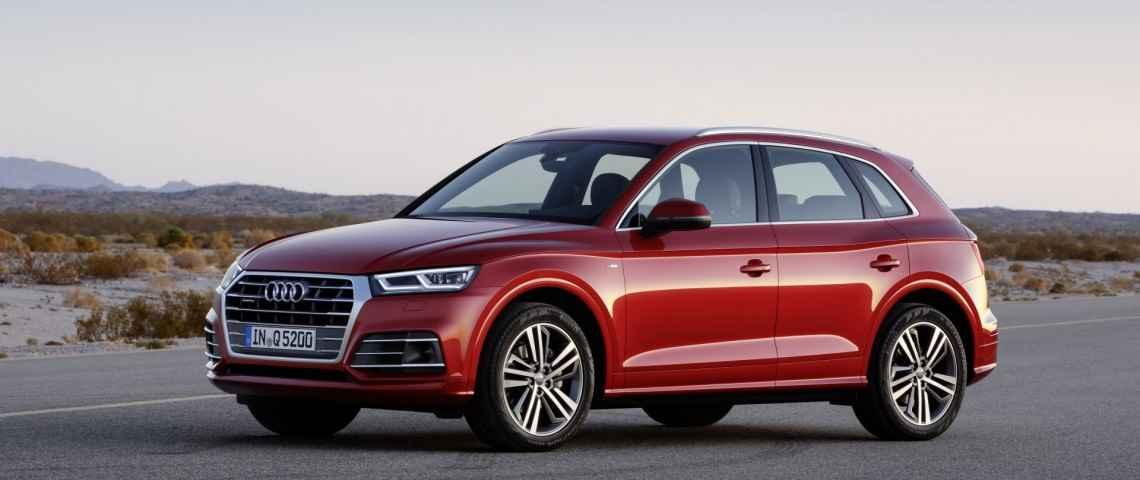 Nowe Audi Q5 (2017)