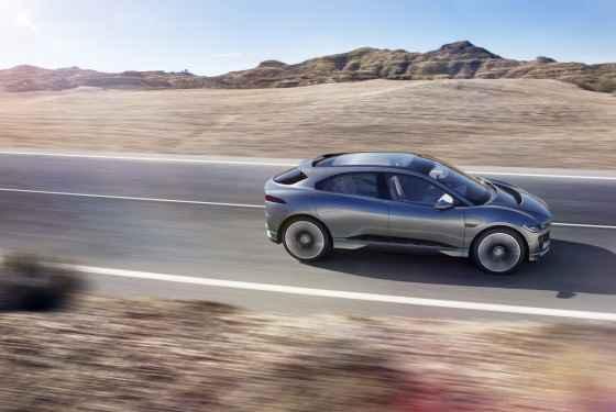 Jaguar I-Pace Concept (2016)