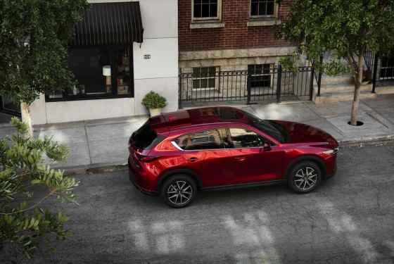 Nowa Mazda CX-5 (2017)