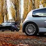 Clio V6 vs Clio R.S. Trophy 220 EDC