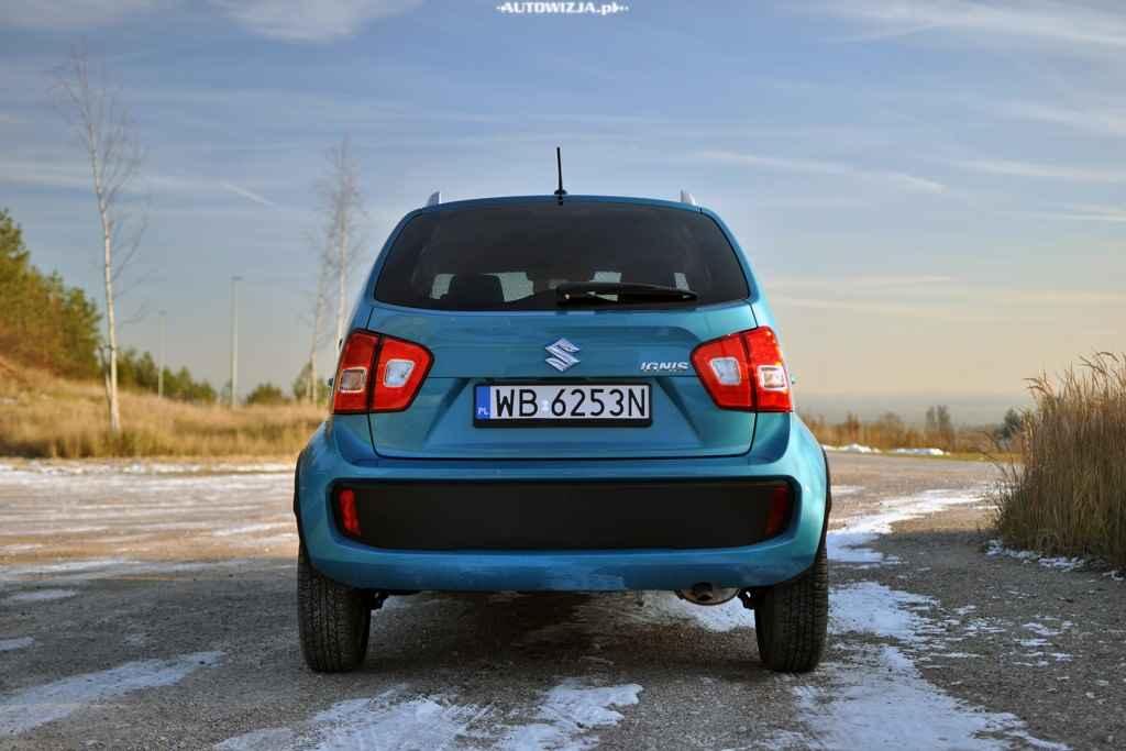 Nowy Suzuki Ignis