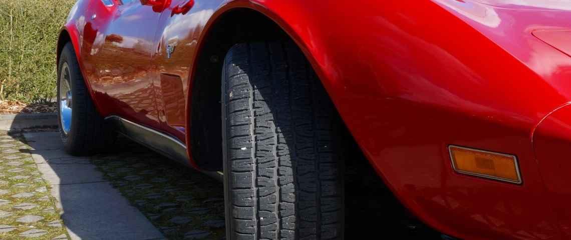 samochod-corvette