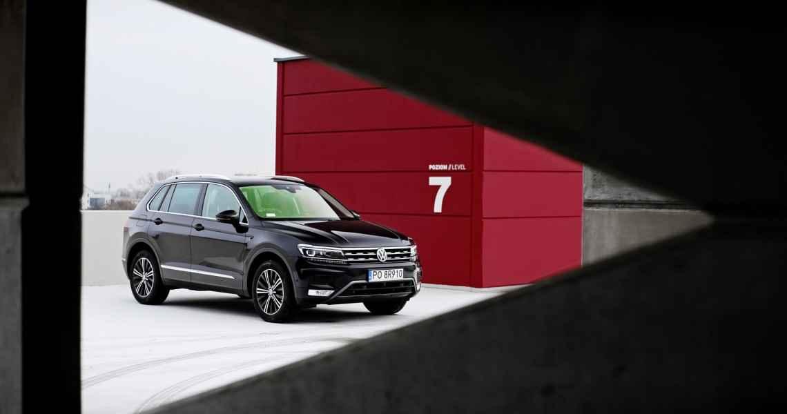 Volkswagen Tiguan Highline 2.0 TDI 150 KM DSG7 4MOTION