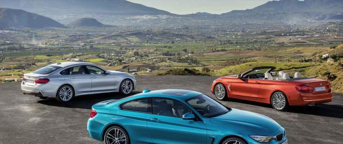 BMW serii 4 FL (2017)