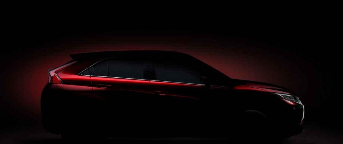 Debiut nowego Mitsubishi w Genewie