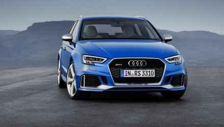Audi RS 3 Sportback FL (2017)