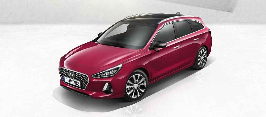Nowy Hyundai i30 Wagon (2017)