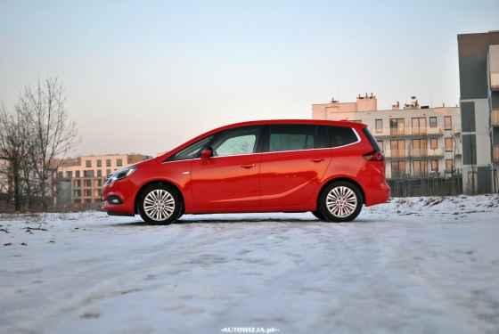 Opel Zafira 2.0 CDTI 170
