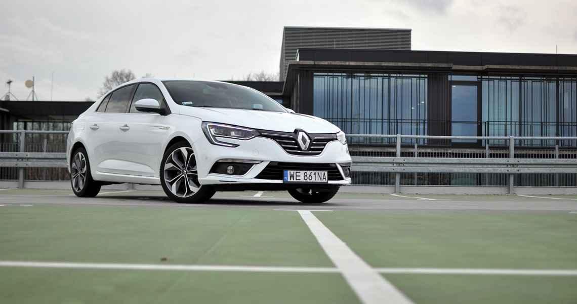 Renault Megane GrandCoupe